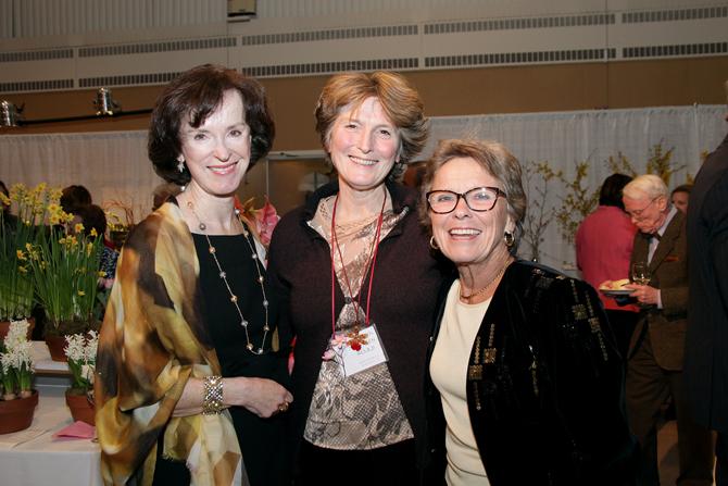 Debbie Hamilton, Martha Heard, Betsy Mulcare