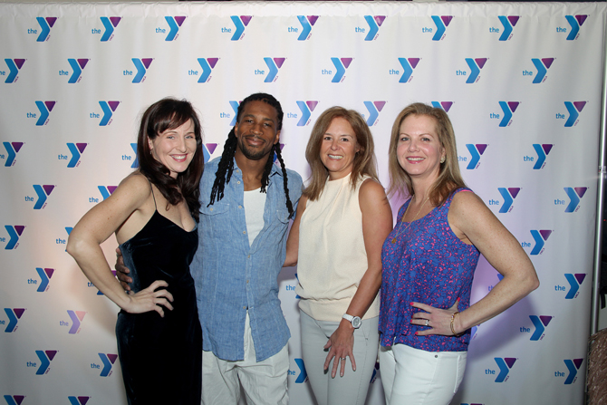 Heather Flaherty, Lamont Rollins, Verity Stewart, Melinda Pecora