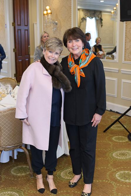 Dionne Walsh, Lynne Jenkins