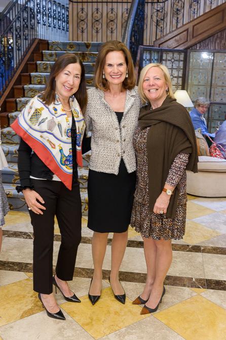 Susan Davis, Denise Leon, Lisa Rome