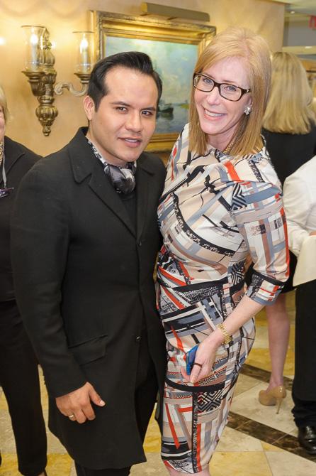 Becker Chicaiza, Cheryl Simon