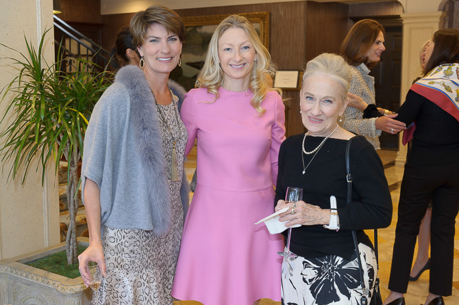 Heather Wise, Emma Pennington, Betsy Reiss