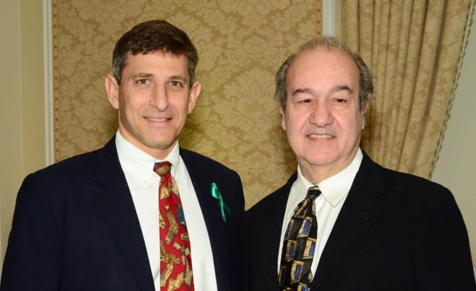 Marty Issac, Ron Pinciaro