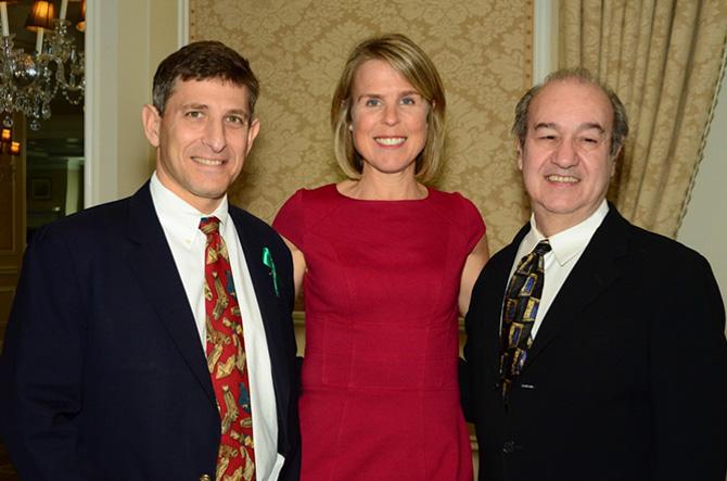 Marty Issac, Mary Scott Himes, Ron Pinciaro