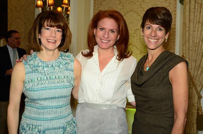 Hilary Watson, Jessica Mindich, Nicole Heath