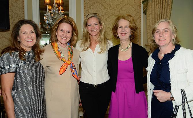 Susan Bevin , Cindy Anderson, Julie Church, Victoria Goss, Goody Gray