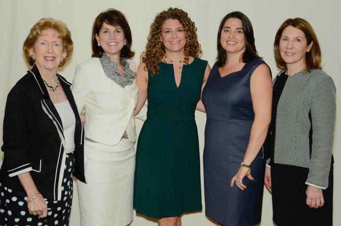 Donna Moffly, Callie Sullivan, Erica Buchsbaum, Danielle Eason, Sheila Mossman