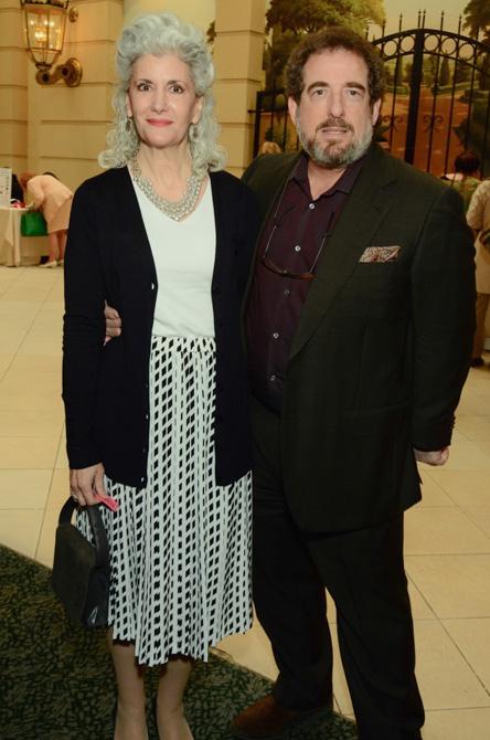 Barbara and Bill Hilson