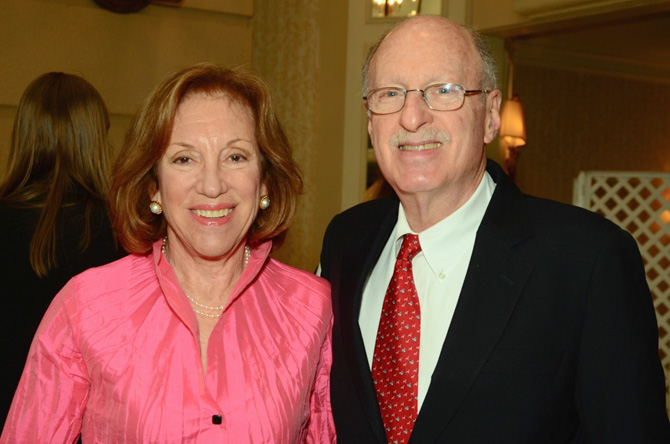 Anne and Arthur Wichman