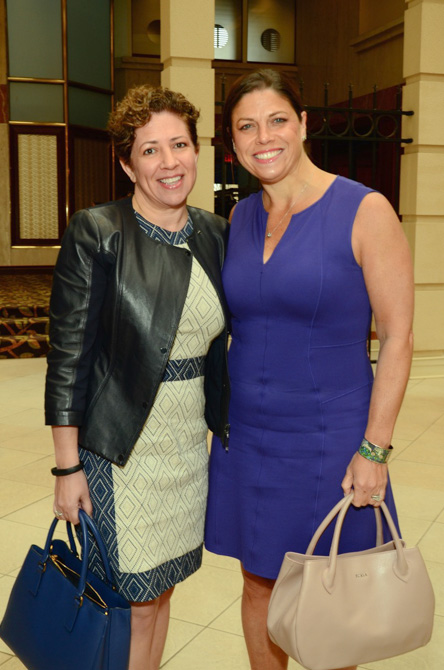 Sue Rogers, Alessandra Messineo Long