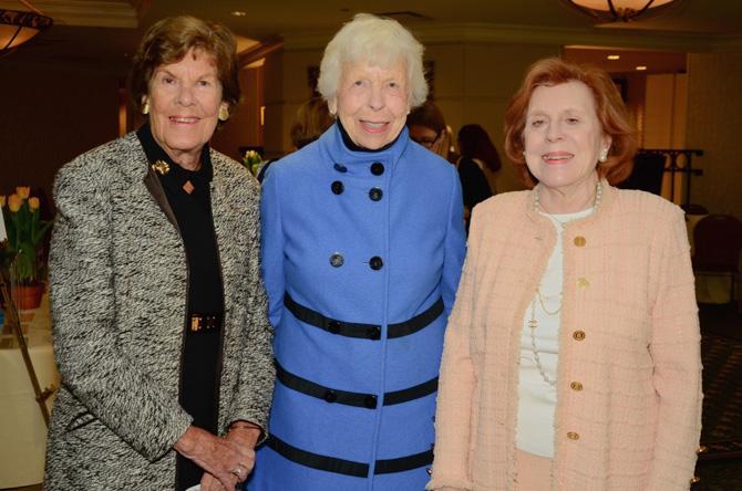 Barbara King, Bobbie Hopkins, Sandra Herman