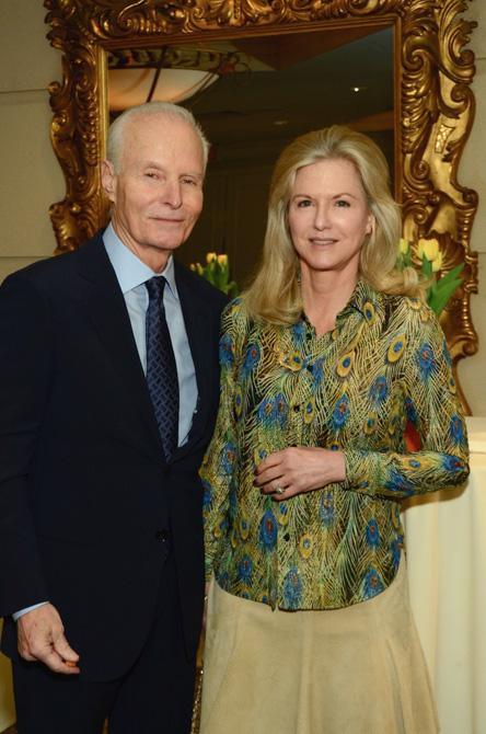 Jerry and Sheree Friedman