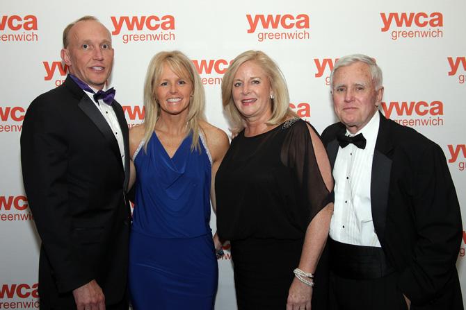 Marc Wolpers, Joan Lynch, Maureen and Charles Bittman