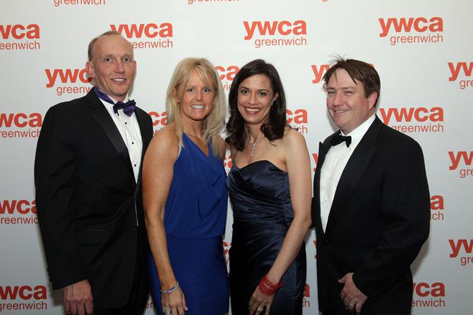 Marc Wolpers, Joan Lynch, Sareeta and Bjorn Bjerke