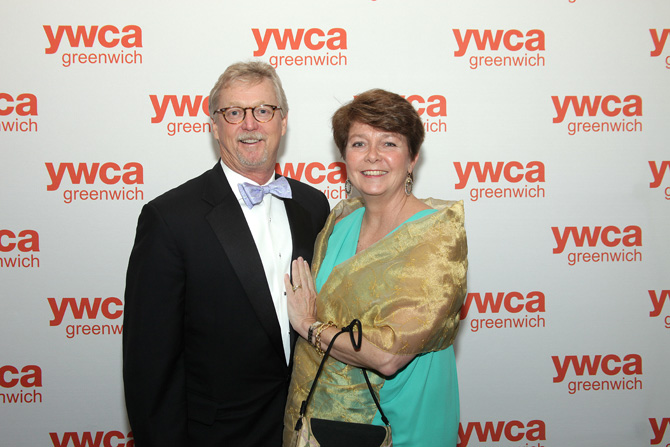 Pete and Sue Carlson