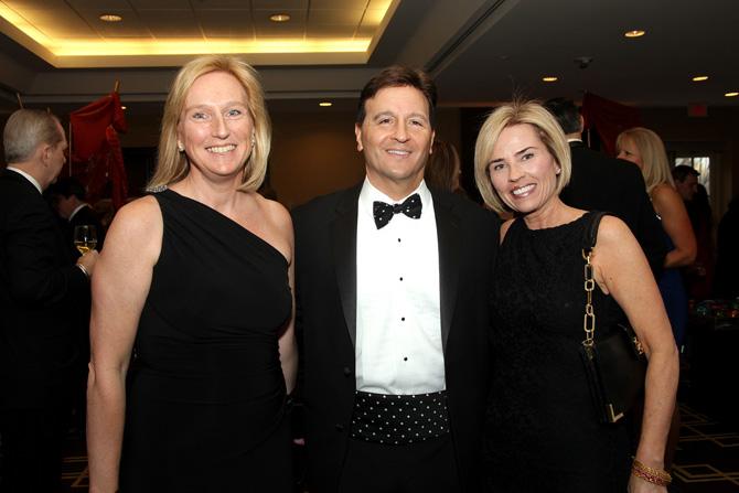 Katie Kavan, Tom and Tracy Vaccari