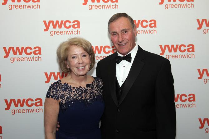 Liz and Bob McKinlay