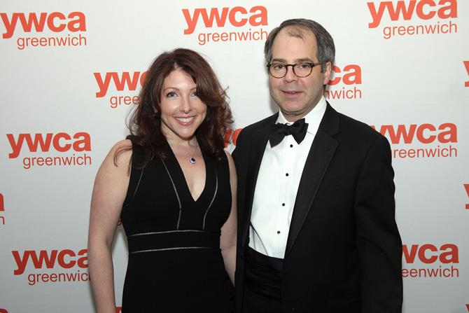 Jennifer and Tom Davidson