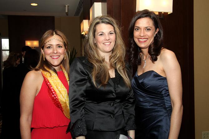 Patricia Gallardo, Martha Agarwal, Sareeta Bjerke