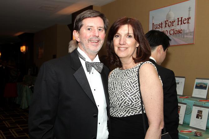 Bob and Doreen Madden