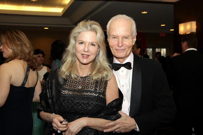 Sheree and Jerry Friedman