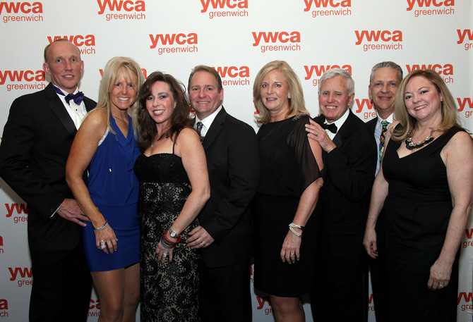 Marc Wolpers, Joan Lynch, Limor and Frank Pompa, Maureen and Charlie Bittman, John and Amy Ceeve