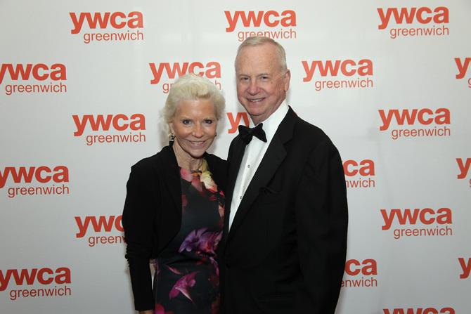 Sabrina and Walter Forsythe