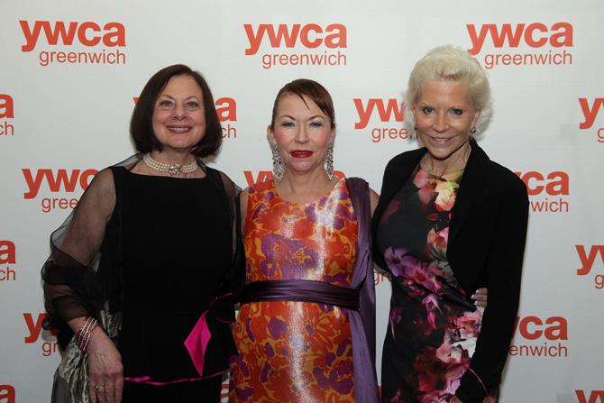Adrianne Singer, Tracy Holton, Sabrina Forsythe
