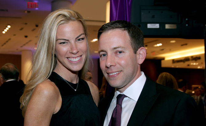 Molly and Seth Hirschel - <em>Photo: Kristin Burke Hynes</em>