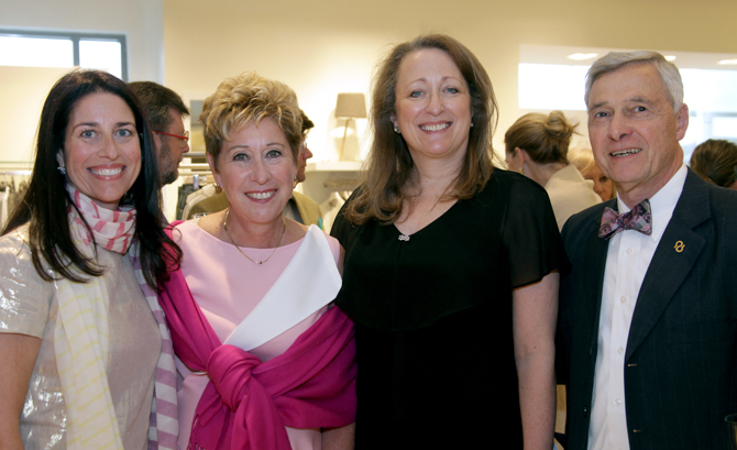 Kristine Reilly, Betty Brennan, Marissa Crean, Al Gatti - <em>Photo: Kristin Burke Hynes</em>