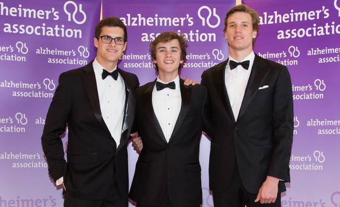 Alex Gibbons, McKinley Frantz, Will Jeffery - <em>Photo: Karen Morneau Photography</em>