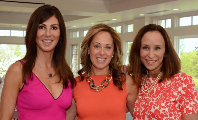 CAC Love Luncheon Event Co-Chairs: Nancy Rebold, Kate Osman, and Georgiana Platt