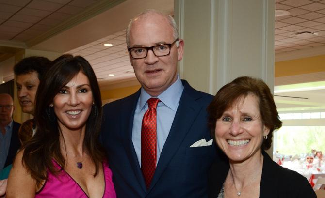 CAC Executive Board - Nancy Rebold, Scott Hazard, and Elaine Harris
