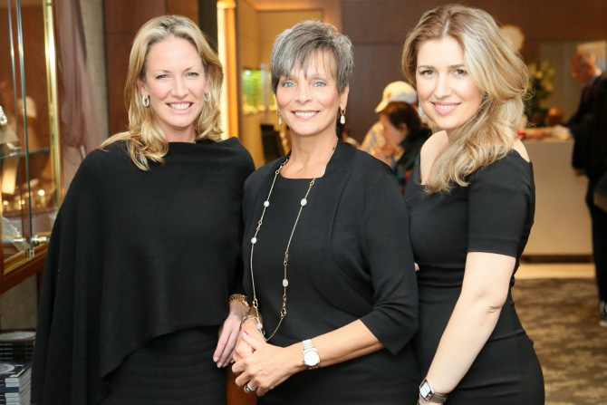 Kimberly La Du, Roberta Chiappelloni, Dafina Laca