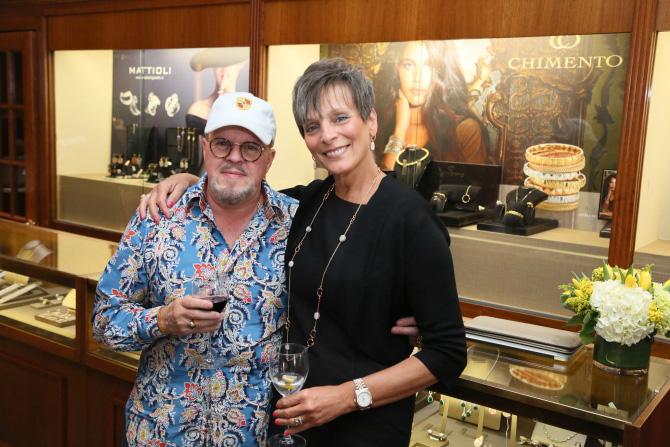 Jeff Levine, Roberta Chiappelloni