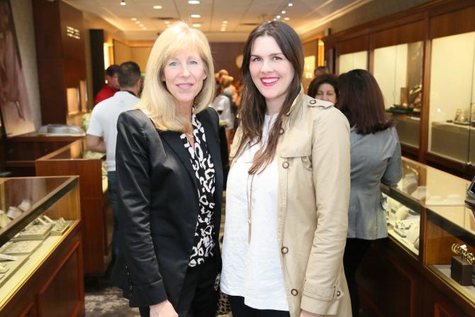 Jeanne Craig, Megan Gagnon