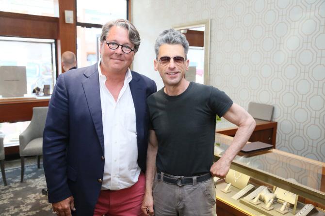 Ron Gushue (Manfredi architect), David Miller