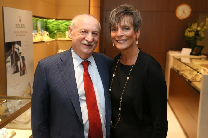 Roberto and Roberta Chiappelloni