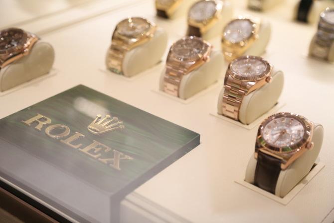 Rolex counter