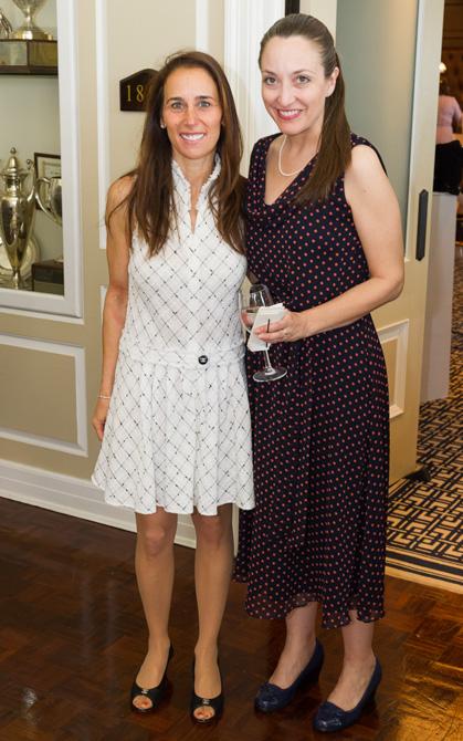 Dr. Rebecca Colin Seaman, Lori Murphy