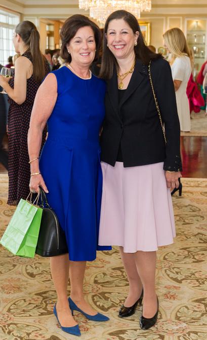 Allison Wolowitz, Susan Wohlforth