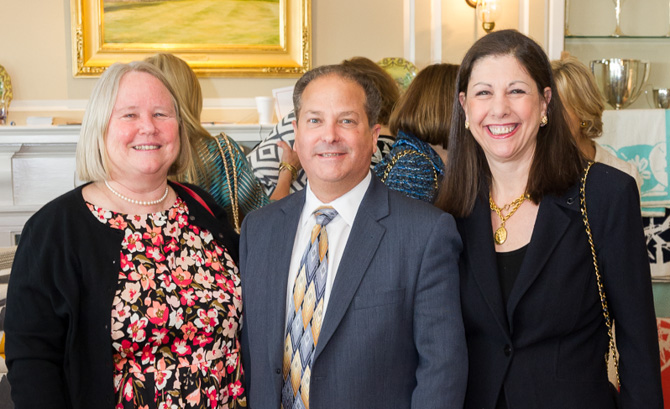 Lori Jackson, Stuart Adelberg, Susan Wohlforth