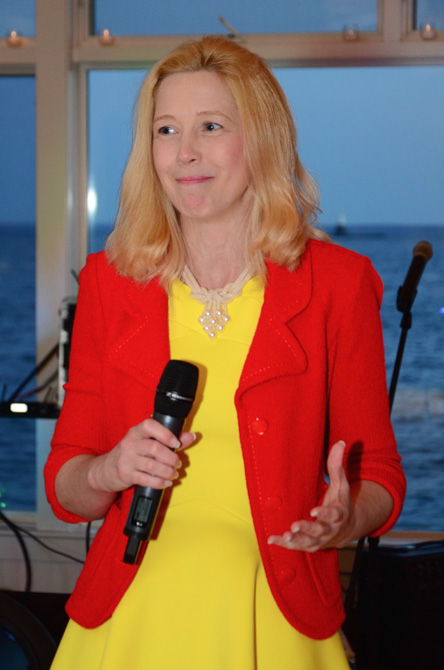 Diane Garnick (speaker)