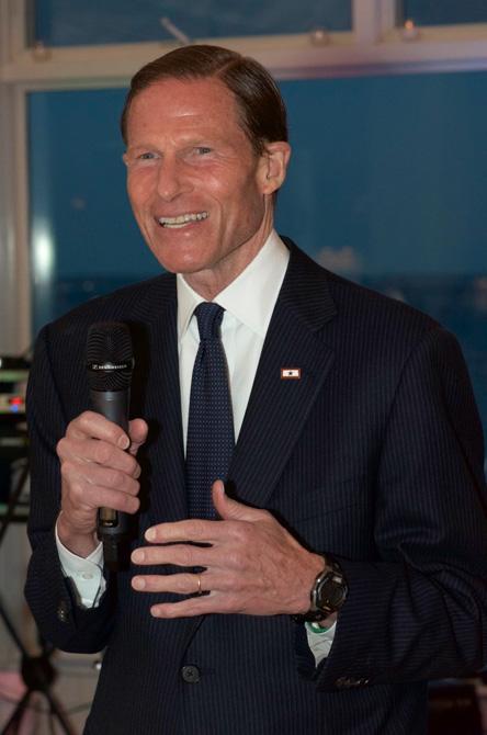 Senator Blumenthal (speaker)