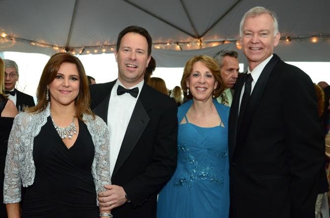 Michael and Paula Spremulli, Jolene and David Deboer