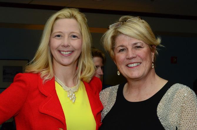Diane Garnick, Kathy Kingston