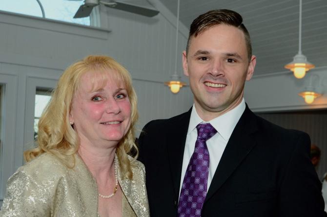 Eileen Barkos, Patrick McKiernan