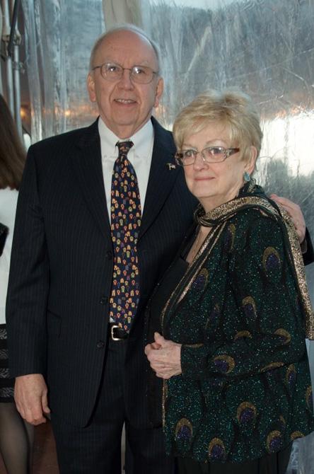 Howard Collis, Ann Stoddart