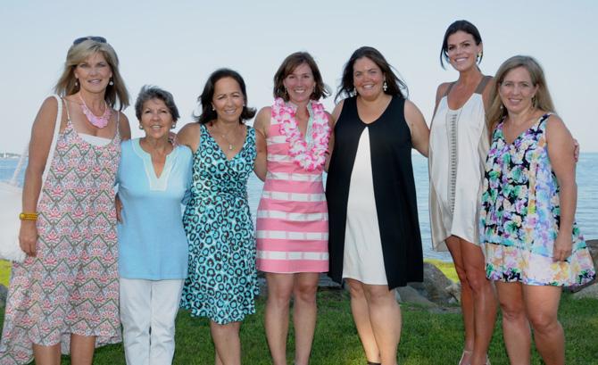 Kendra Farn, Susie Baker, Lisa Weicker, Rachel Franco, Abby Fox, Brooke Bohnsack, Alison Leigh