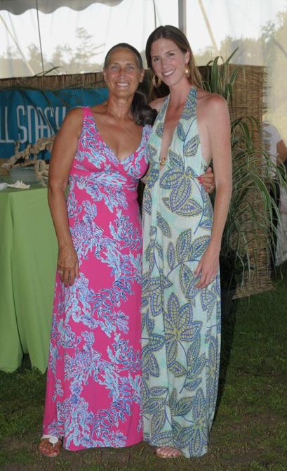 Ann Simpson, Leigh Hansen